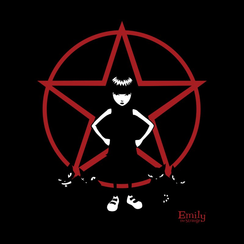 Emily Pentagram Women's Sweatshirt by Emily the Strange Official