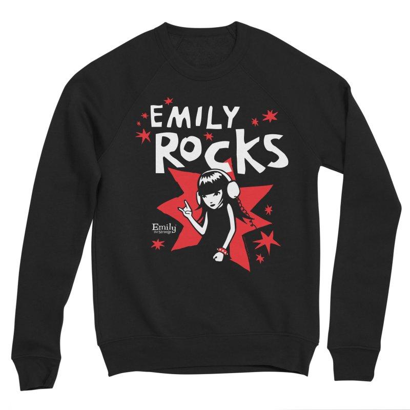 Emily Rocks Women's Sweatshirt by Emily the Strange Official