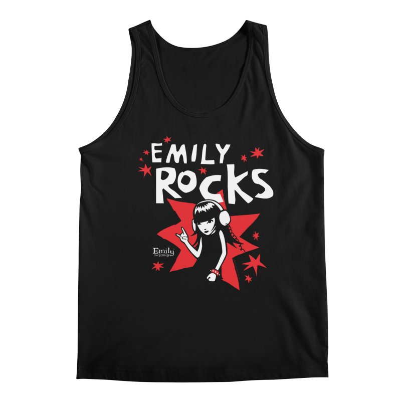 Men's None by Emily the Strange Official
