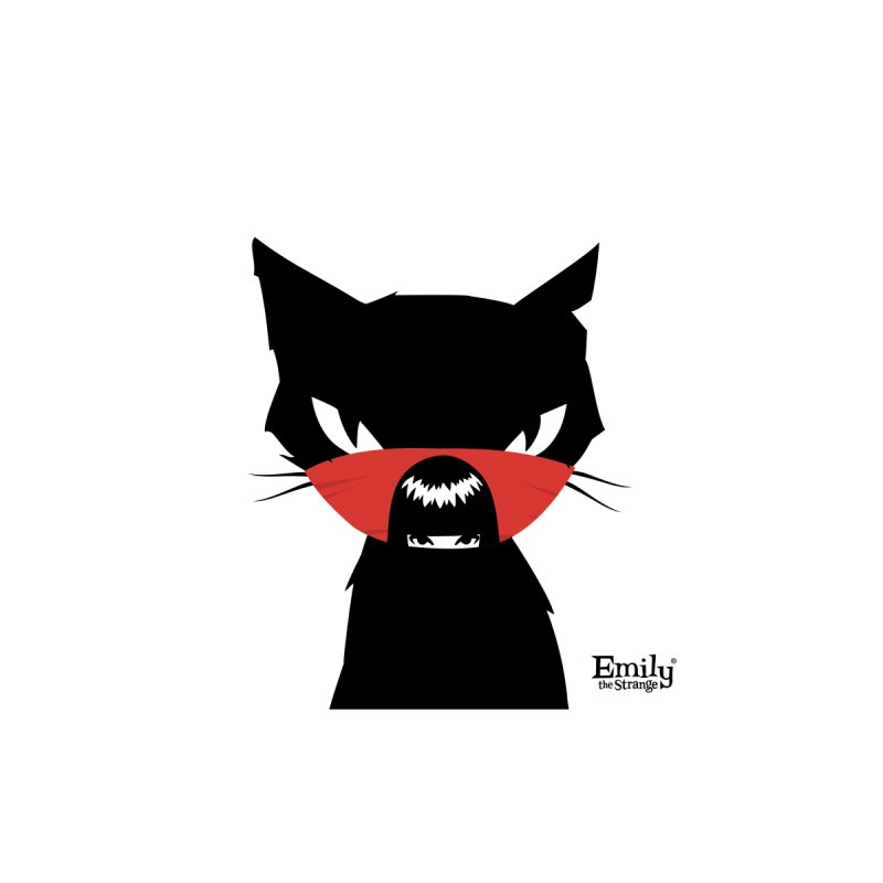 Emily Mask Accessories Face Mask by Emily the Strange Official