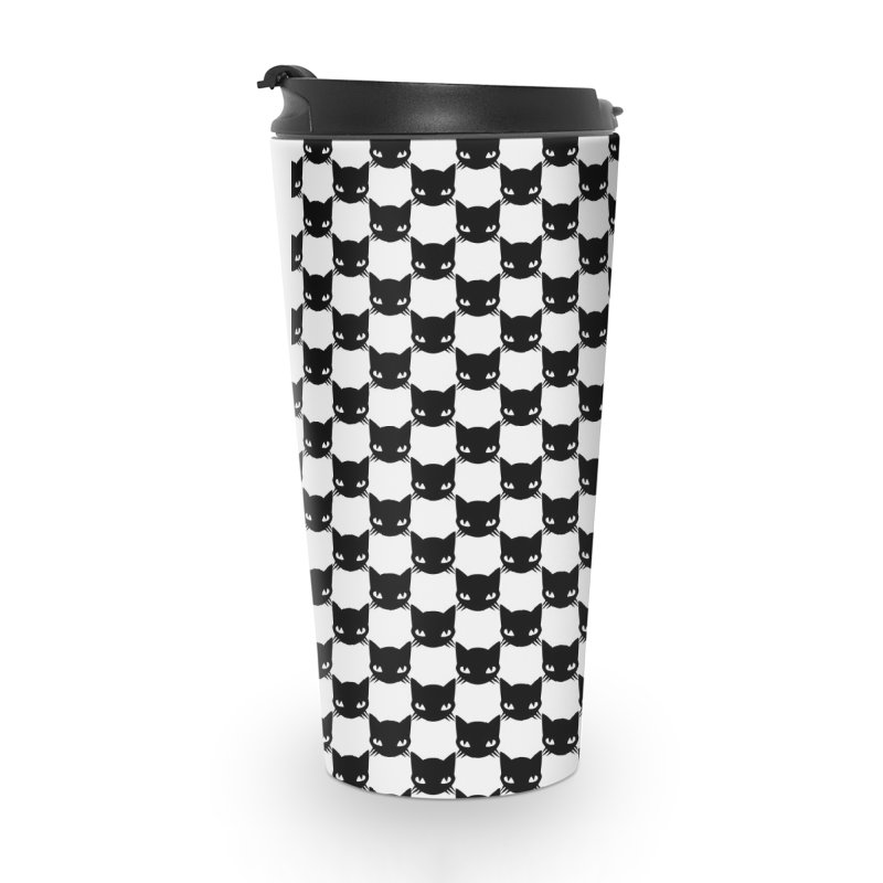 #KITTYCHEX Accessories Travel Mug by Emily the Strange OFFICIAL