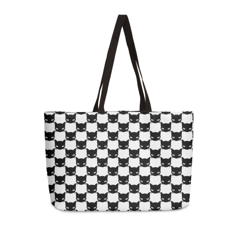 #KITTYCHEX Accessories Weekender Bag Bag by Emily the Strange OFFICIAL