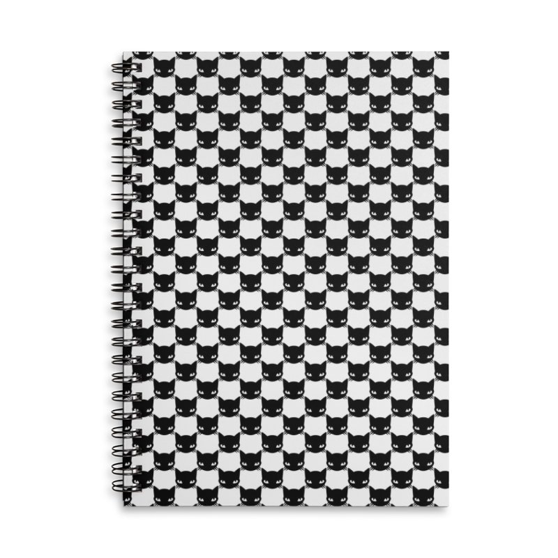 #KITTYCHEX Accessories Lined Spiral Notebook by Emily the Strange OFFICIAL