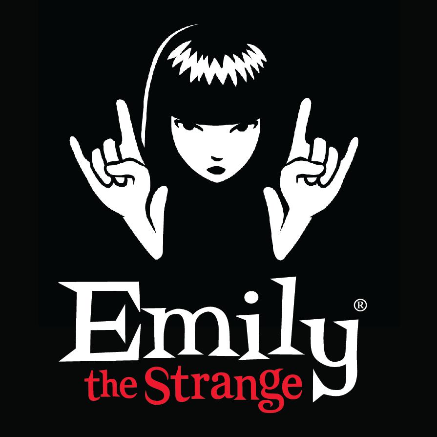 Emily the Strange OFFICIAL Logo
