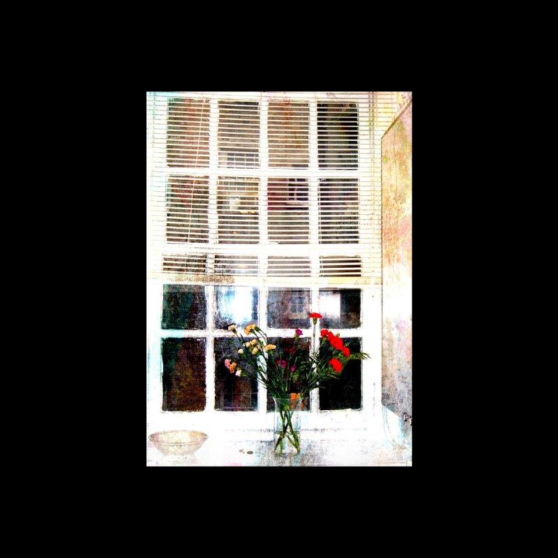 Window Notebook by EmptyAtticArt's Artist Shop
