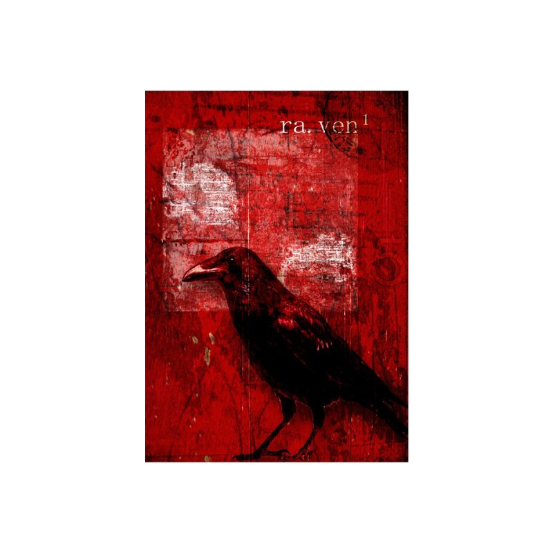 Raven by EmptyAtticArt's Artist Shop