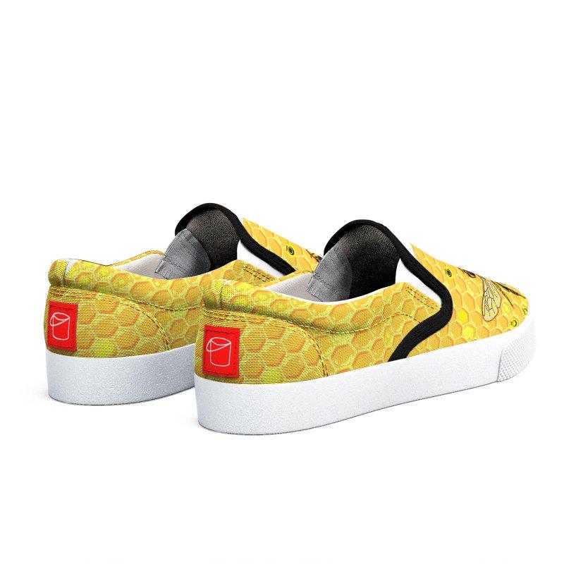 Hive Jam Men's Shoes by EngineHouse13's Artist Shop