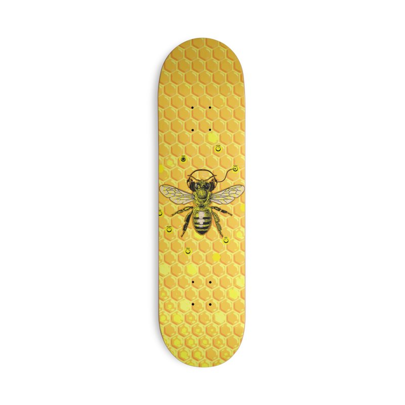 Hive Jam Accessories Skateboard by EngineHouse13's Artist Shop