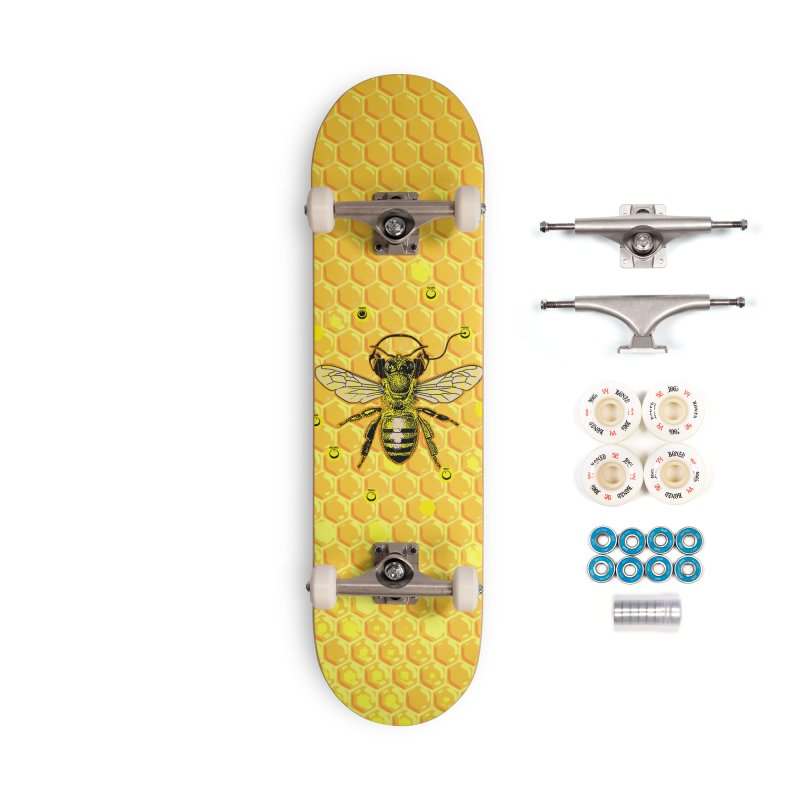 Hive Jam Accessories Complete - Premium Skateboard by EngineHouse13's Artist Shop
