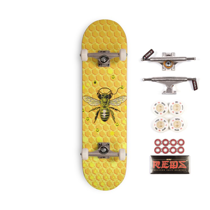Hive Jam Accessories Complete - Pro Skateboard by EngineHouse13's Artist Shop