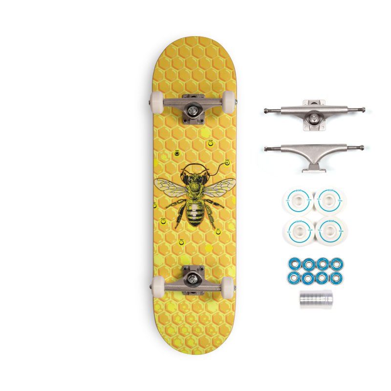 Hive Jam Accessories Complete - Basic Skateboard by EngineHouse13's Artist Shop