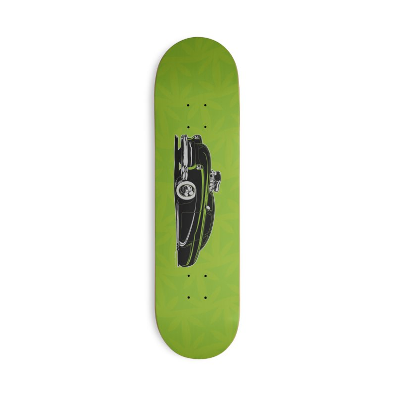 Kustom Accessories Skateboard by EngineHouse13's Artist Shop