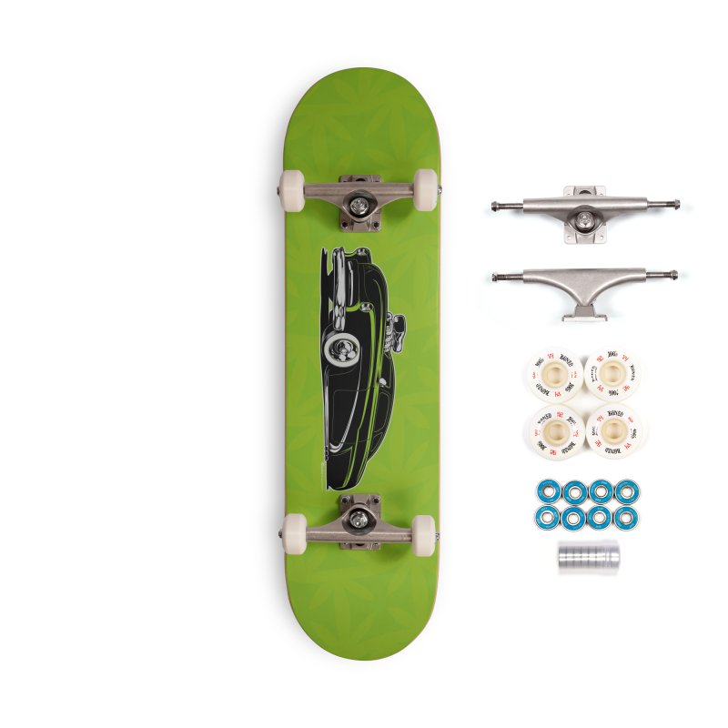 Kustom Accessories Complete - Premium Skateboard by EngineHouse13's Artist Shop