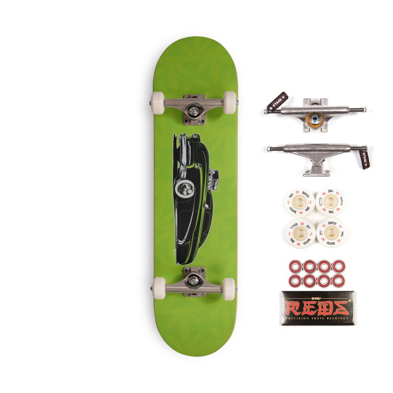 Kustom Accessories Complete - Pro Skateboard by EngineHouse13's Artist Shop