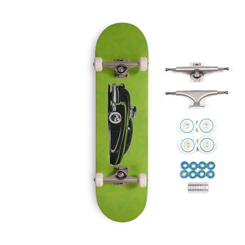 Kustom Accessories Complete - Basic Skateboard by EngineHouse13's Artist Shop