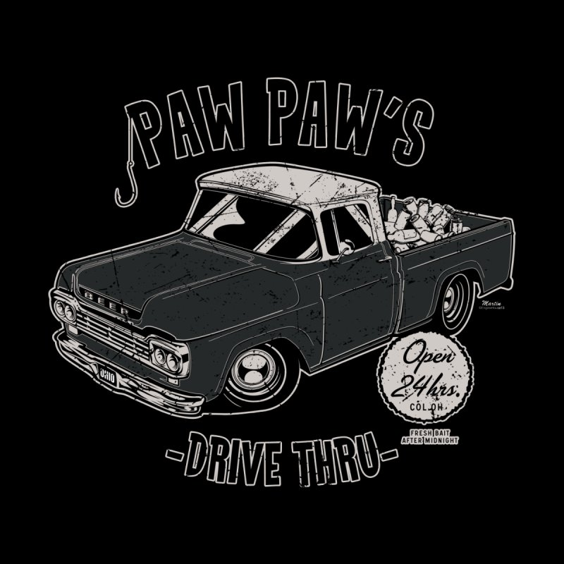 Paw Paw's by EngineHouse13's Artist Shop