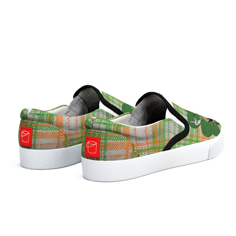 Irish Flipper Men's Shoes by EngineHouse13's Artist Shop