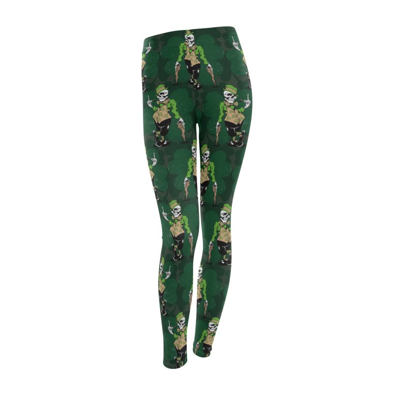 Irish Flipper Women's Bottoms by EngineHouse13's Artist Shop