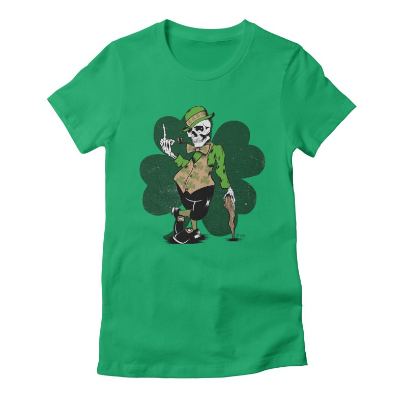 Irish Flipper Women's T-Shirt by EngineHouse13's Artist Shop