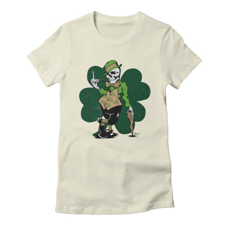 Irish Flipper Women's T-Shirt by EngineHouse13's Artist Shop