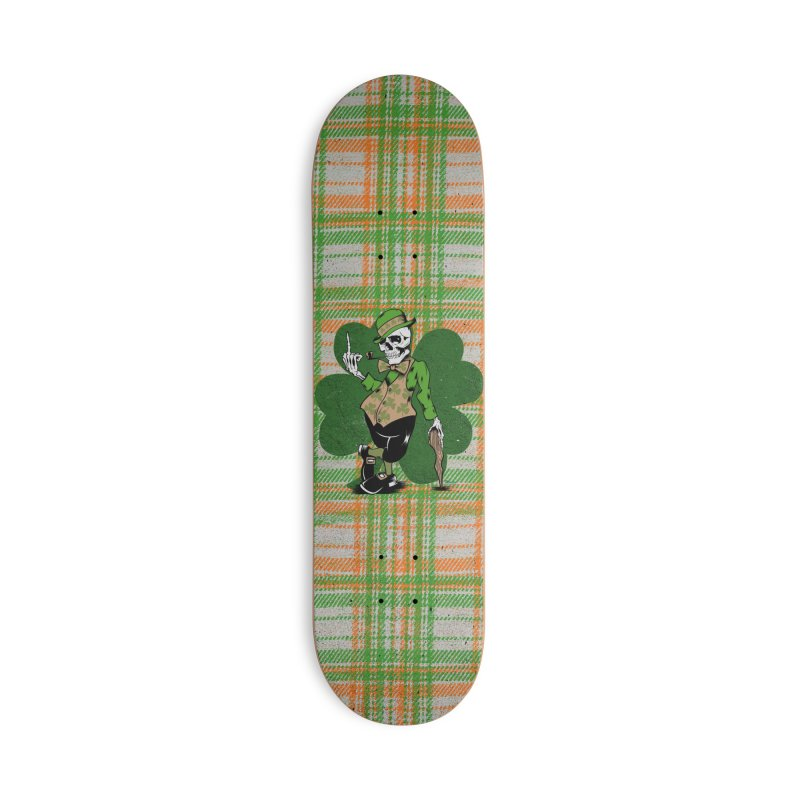 Irish Flipper Accessories Skateboard by EngineHouse13's Artist Shop