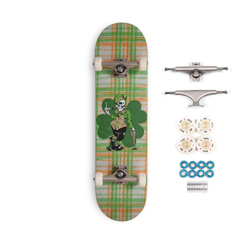 Irish Flipper Accessories Complete - Premium Skateboard by EngineHouse13's Artist Shop