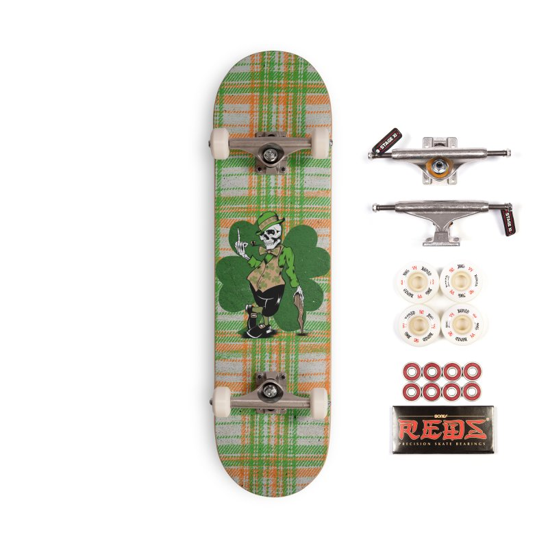 Irish Flipper Accessories Complete - Pro Skateboard by EngineHouse13's Artist Shop