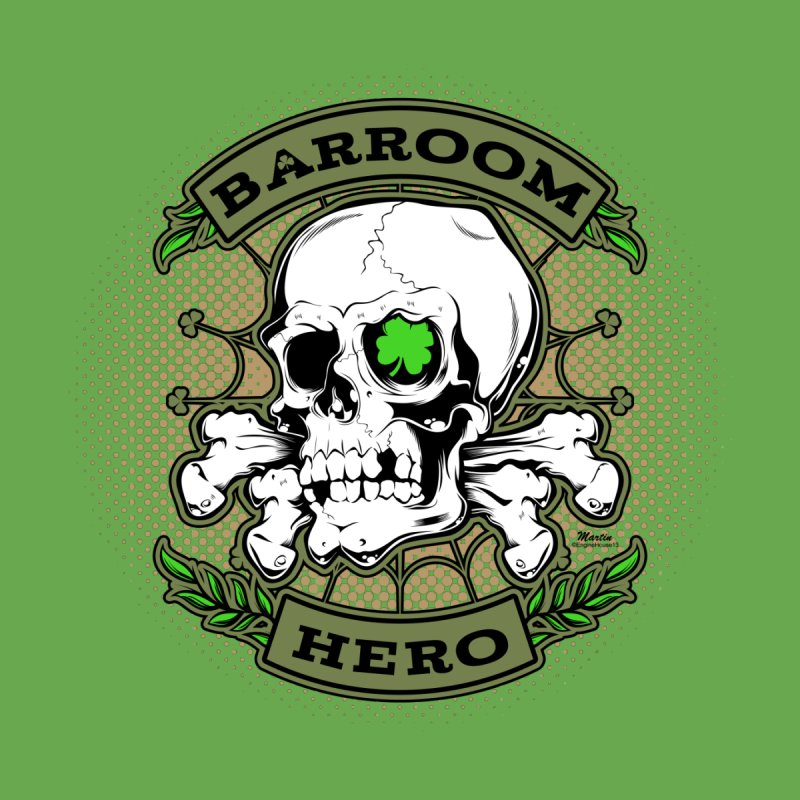 Barroom Hero by EngineHouse13's Artist Shop