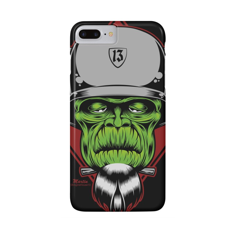 Frankie in iPhone 7 Plus Phone Case Slim by EngineHouse13's Artist Shop