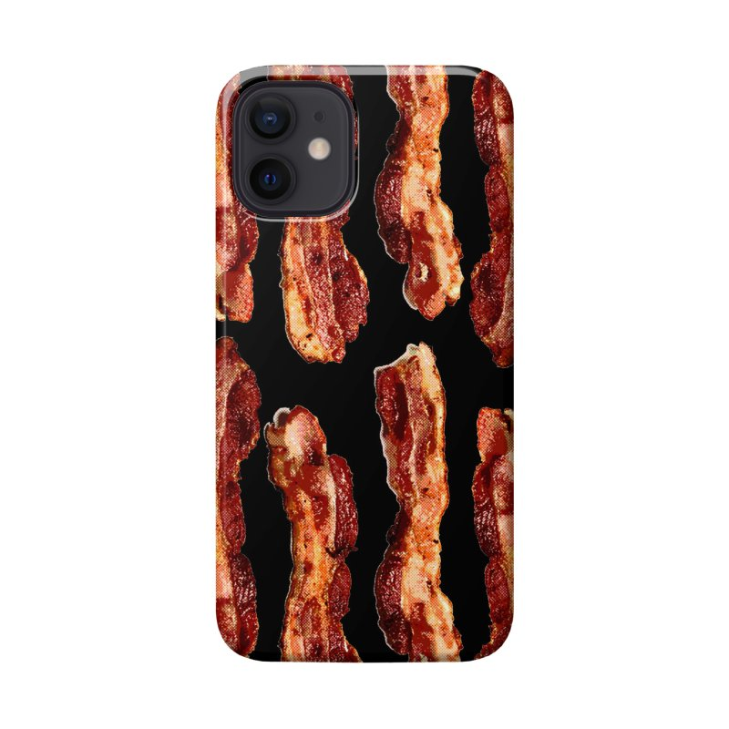 Bacon Flag Accessories Phone Case by EngineHouse13's Artist Shop