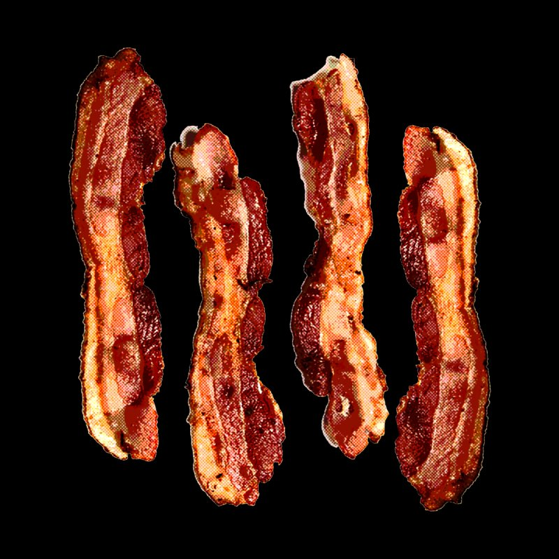 Bacon Flag by EngineHouse13's Artist Shop