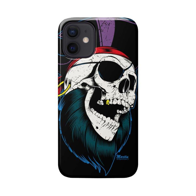 Hi-Seas Bandit Accessories Phone Case by EngineHouse13's Artist Shop