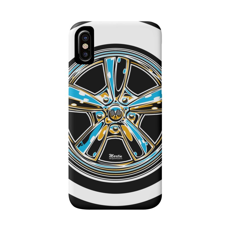 Wide Whites Accessories Phone Case by EngineHouse13's Artist Shop