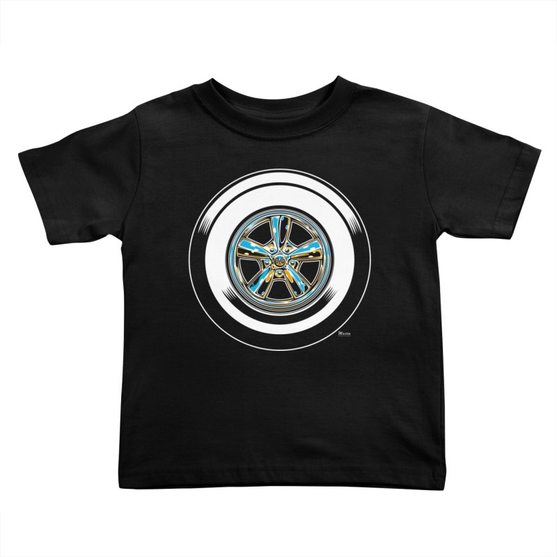 Wide Whites Kids Toddler T-Shirt by EngineHouse13's Artist Shop
