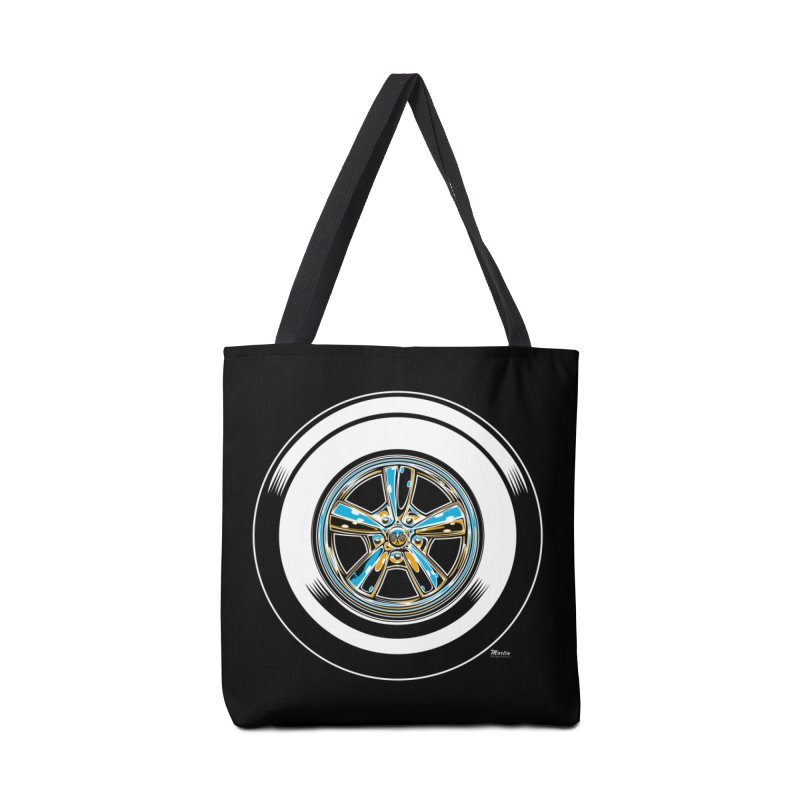 Wide Whites Accessories Bag by EngineHouse13's Artist Shop