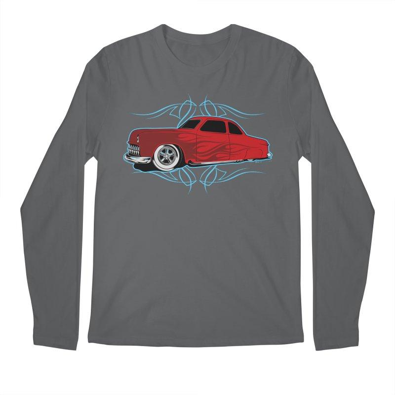 50 Kustom Men's Longsleeve T-Shirt by EngineHouse13's Artist Shop