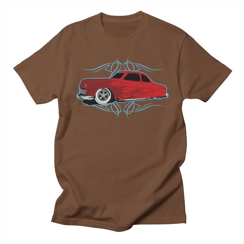 50 Kustom Men's T-Shirt by EngineHouse13's Artist Shop