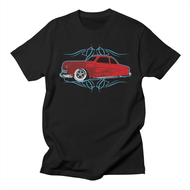 50 Kustom Women's Unisex T-Shirt by EngineHouse13's Artist Shop