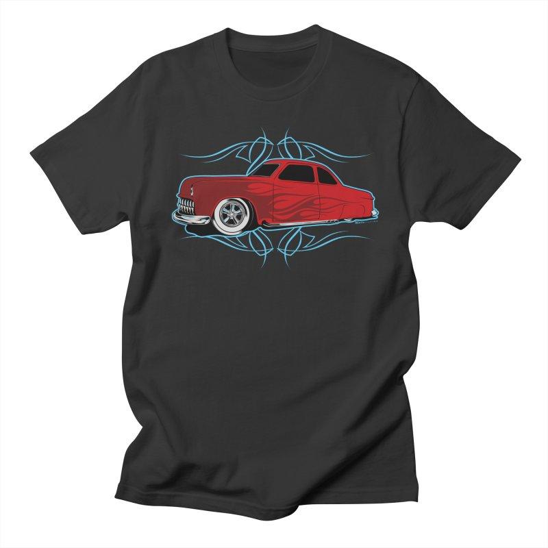 50 Kustom Women's Unisex T-Shirt by EngineHouse13's Artist Shop