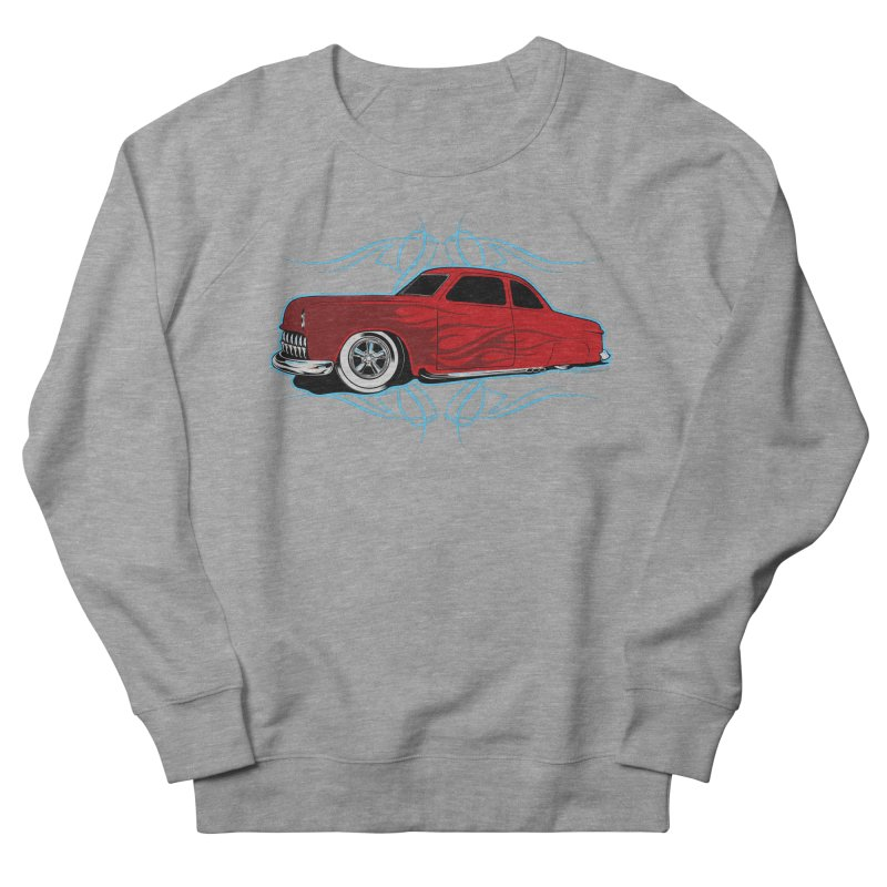 50 Kustom Women's Sweatshirt by EngineHouse13's Artist Shop