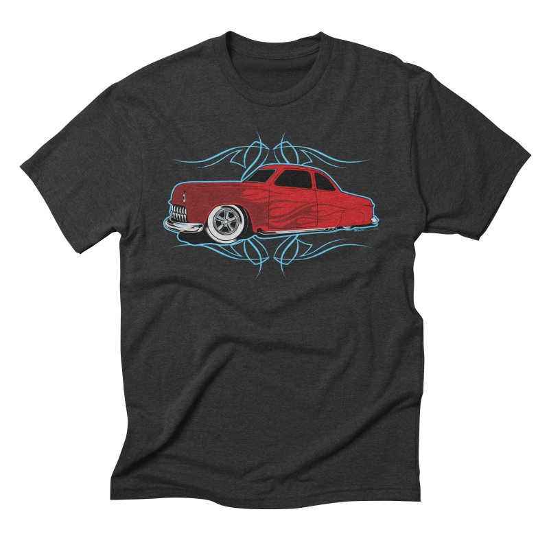 50 Kustom Men's Triblend T-Shirt by EngineHouse13's Artist Shop