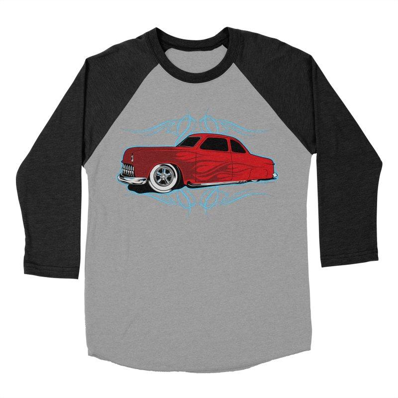 50 Kustom Men's Baseball Triblend T-Shirt by EngineHouse13's Artist Shop