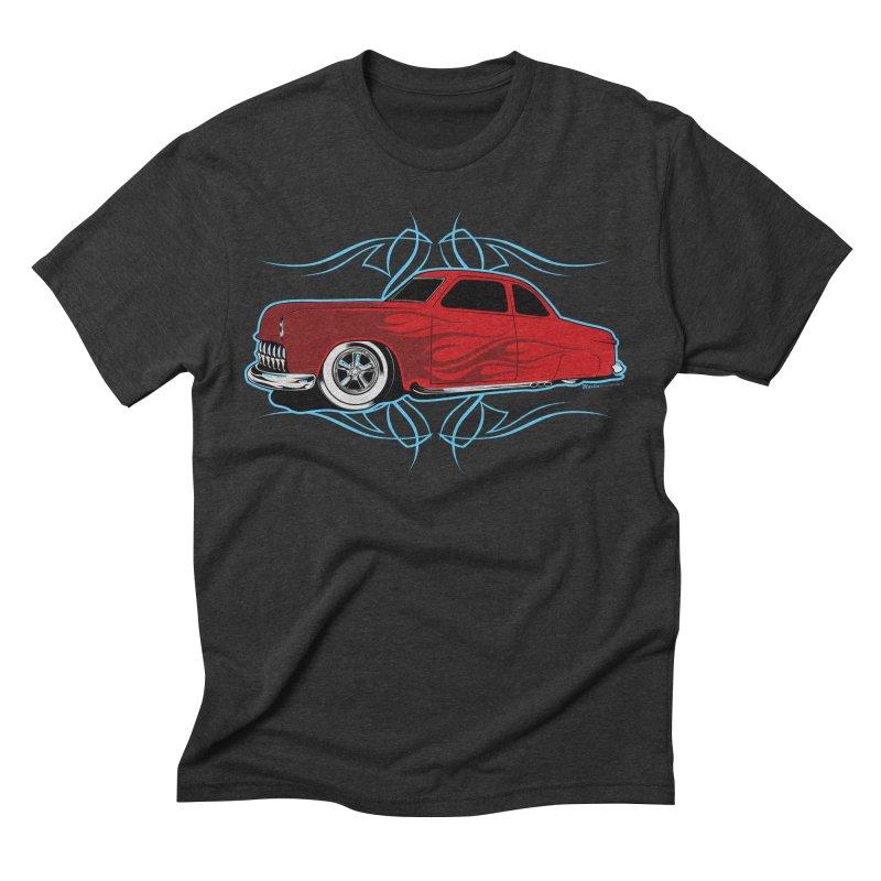 50 Kustom Men's Triblend T-shirt by EngineHouse13's Artist Shop