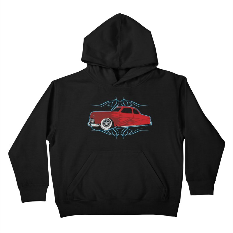 50 Kustom Kids Pullover Hoody by EngineHouse13's Artist Shop