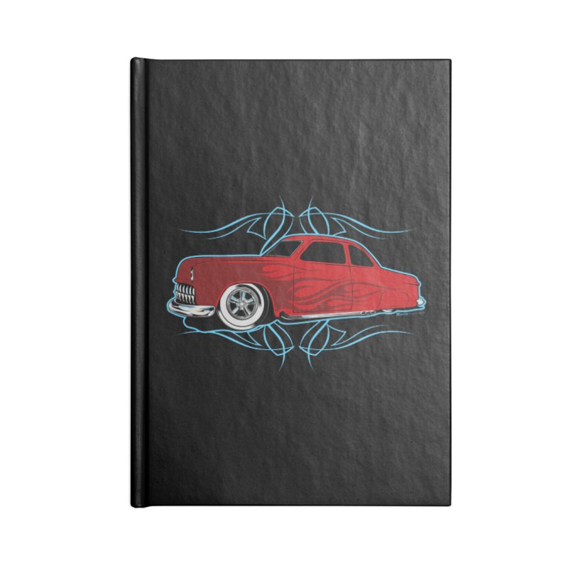 50 Kustom Accessories Notebook by EngineHouse13's Artist Shop