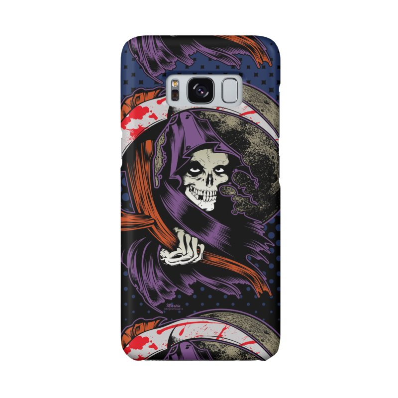 Reaper will Reap! Accessories Phone Case by EngineHouse13's Artist Shop