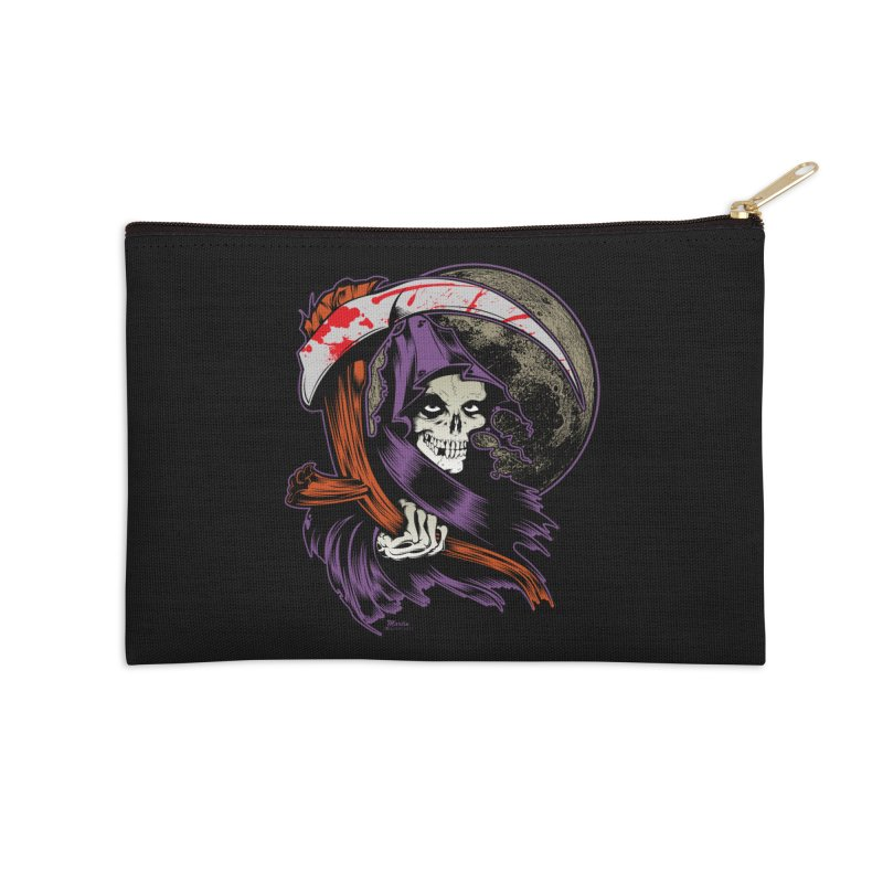 Reaper will Reap! Accessories Zip Pouch by EngineHouse13's Artist Shop