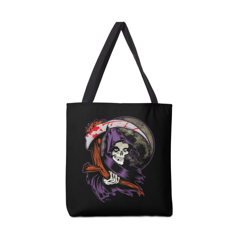Reaper will Reap! Accessories Bag by EngineHouse13's Artist Shop