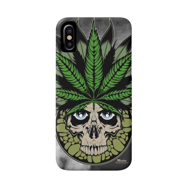 Smokin' Accessories Phone Case by EngineHouse13's Artist Shop