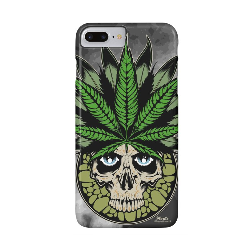 Smokin' Accessories Phone Case by EngineHouse13's Artist Shop